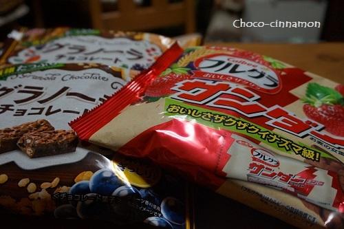 グラノーラチョコレート、フルグラサンダー.JPG