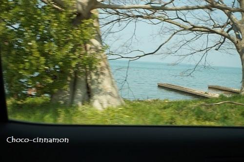 車から見た琵琶湖.JPG