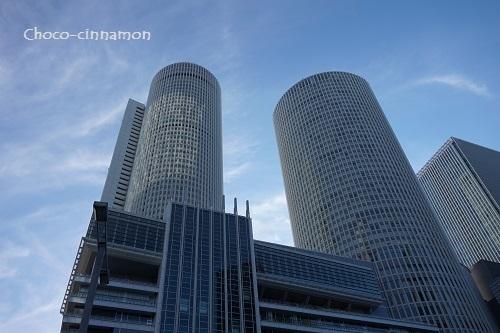 名古屋JR高島屋、マリオットアソシアホテル .JPG