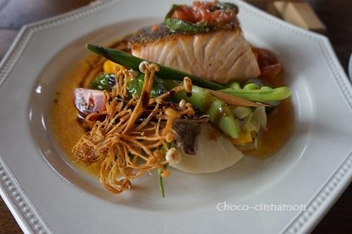 本日の魚料理.JPG