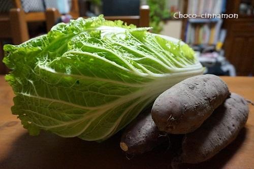 白菜、さつま芋.JPG